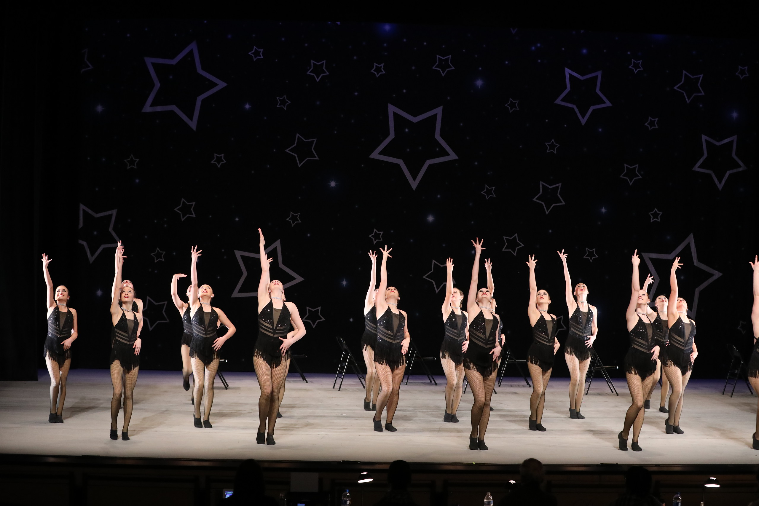 All Stars Impact Dance Team | Dance With Kim